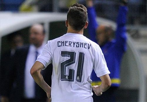 Các cấp phân xử ở Tây Ban Nha đều chống lại Real trong vụ Cheryshev. Ảnh: Reuters
