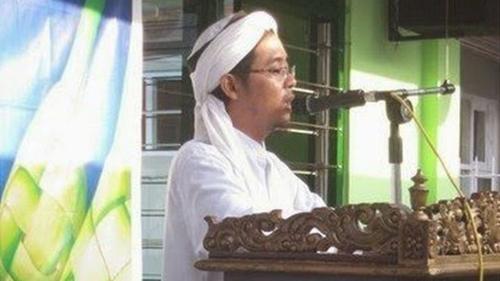 Bahrun Naim được xác định là kẻ chủ mưu vụ khủng bố ở Jakarta, Indonesia. Ảnh: BBC