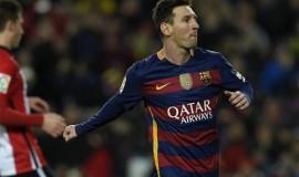 Messi sẽ không phải nghỉ thi đấu dài hạn như hồi đầu mùa. Ảnh: Reuters