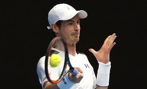Murray khởi đầu ấn tượng với chín game thắng liên tiếp. Ảnh: Reuters.