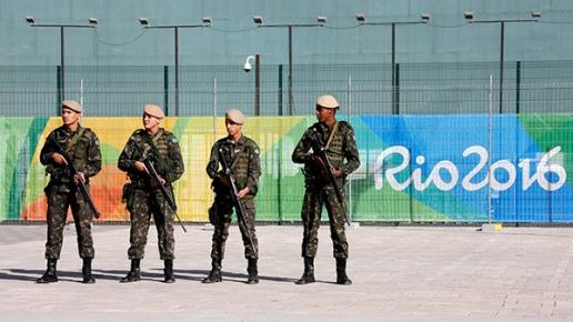 Olympic 2016 đứng trước nhiều kế hoạch tấn công của IS