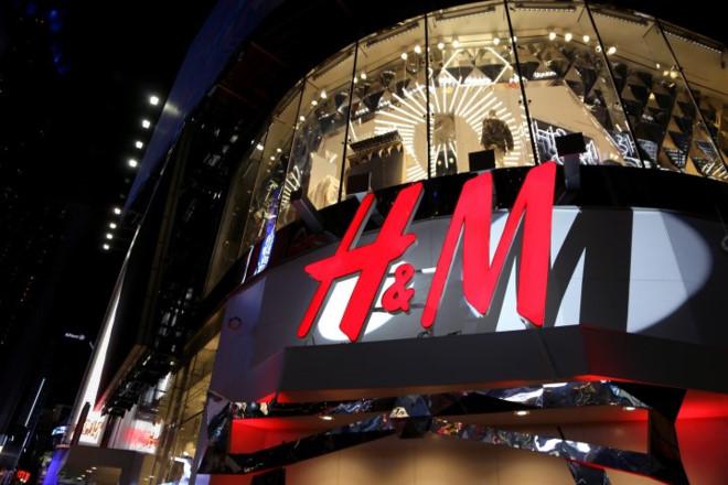 hàng thời trang H&M