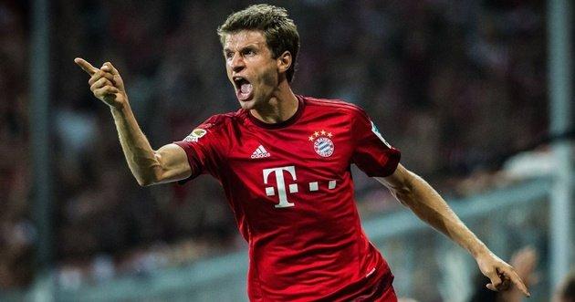 Quá túng thiếu Arsenal quyết chiêu mộ Thomas Muller