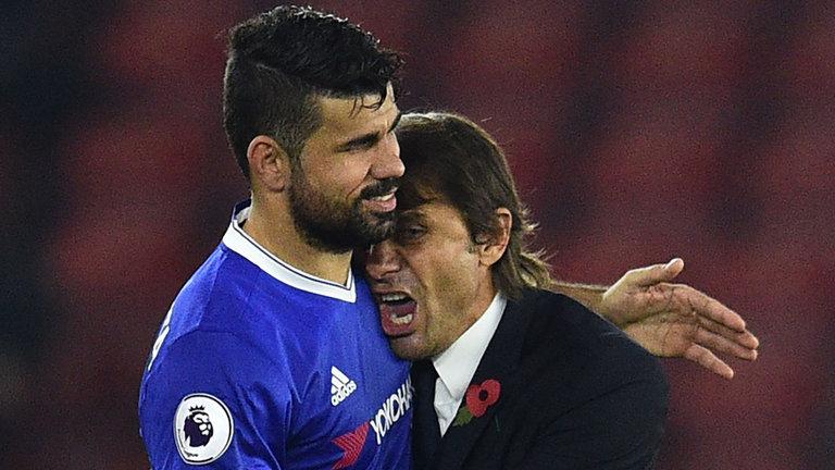 Tin chuyển nhượng Diego Costa đã rời bỏ Chelsea