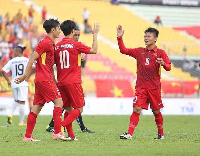 Bóng đá Campuchia ngày càng tiến bộ