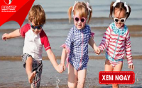 Chia sẻ những điều cần biết khi đưa trẻ đi biển