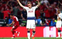 Real Madrid chuyển hướng chiêu mộ Christian Eriksen
