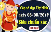 Phân tích xổ số tỉnh Tây Ninh ngày 08/08 tỷ lệ trúng cao