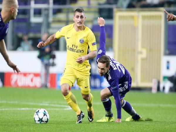 PSG mời Verratti gia hạn hợp đồng