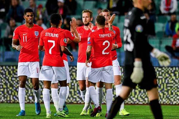 Nhận định trận đấu Anh vs Montenegro 02h45, thứ 6 ngày 15/11/2019