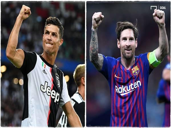 Ai giỏi hơn Ronaldo và Messi