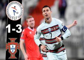 Tin bóng đá chiều 31/3: Bồ Đào Nha ngược dòng thành công