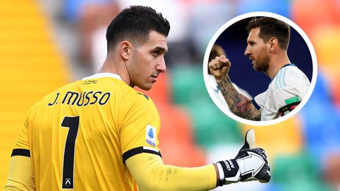 Inter nhắm Musso vào Argentina, Udinese và giấc mơ Champions League