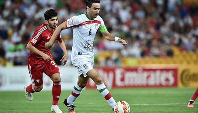 Nhận định bóng đá trận UAE vs Iran ngày 7/10